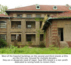 Current condition of hospital buildings